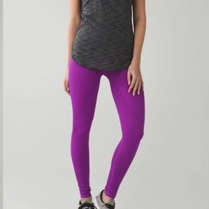 Lululemon Zone In Tight High Rise Yoga Pants